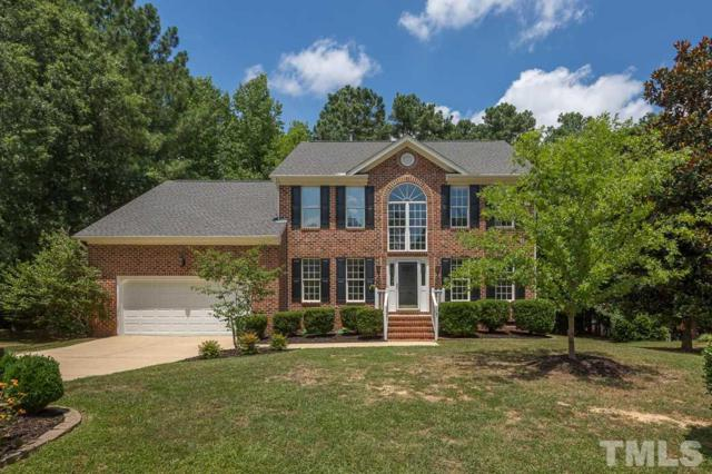 105 Poplar Knoll Court, Cary, NC 27519 (#2204626) :: The Abshure Realty Group