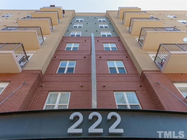 222 Glenwood Avenue #615, Raleigh, NC 27603 (#2204629) :: The Jim Allen Group