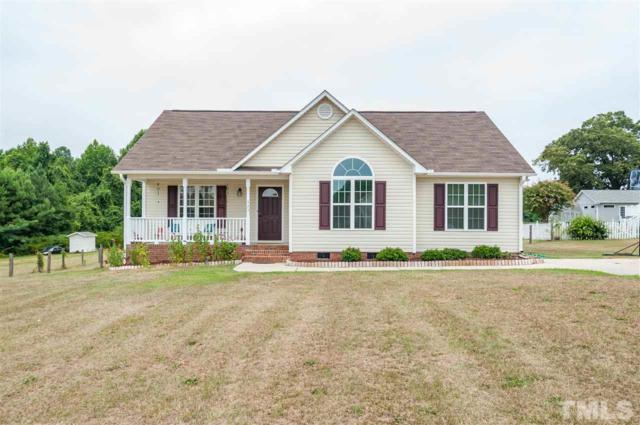 323 Lockwood Drive, Clayton, NC 27527 (#2204646) :: The Abshure Realty Group