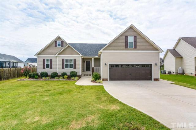 17 Tia Place, Garner, NC 27529 (#2204653) :: The Abshure Realty Group