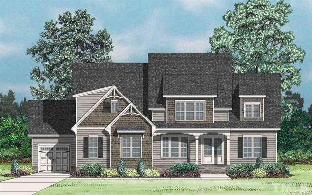 91 Lakes Edge Lane, Pittsboro, NC 27312 (#2204655) :: The Perry Group