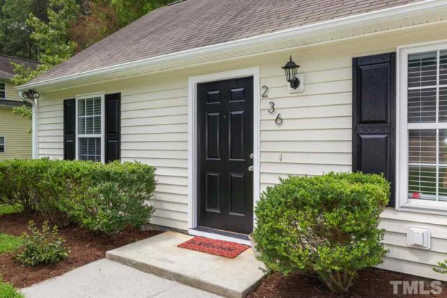 236 Ruby Ridge Road, Durham, NC 27703 (#2204668) :: Raleigh Cary Realty