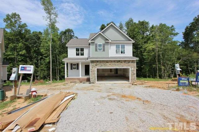 25 Herringbone Drive, Franklinton, NC 27525 (#2204694) :: The Perry Group