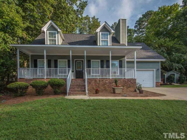 105 Hollowed Court, Holly Springs, NC 27540 (#2204706) :: The Abshure Realty Group