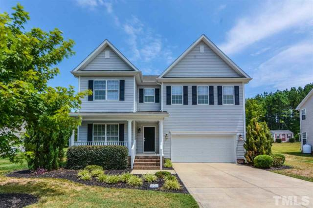 5313 Sapphire Springs Drive, Knightdale, NC 27545 (#2204708) :: Raleigh Cary Realty