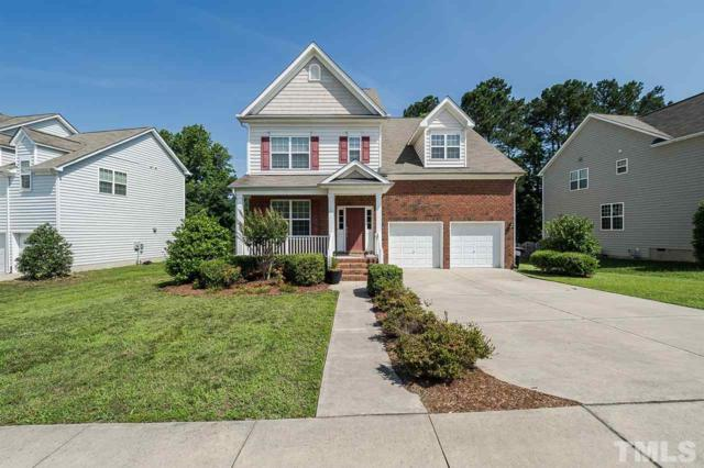610 Redford Place Drive, Rolesville, NC 27571 (#2204715) :: The Perry Group