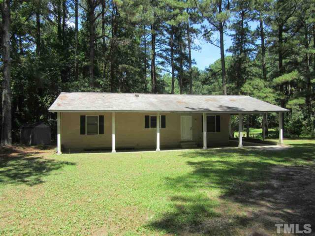 2600 Davistown Road, Wendell, NC 27597 (#2204723) :: The Jim Allen Group