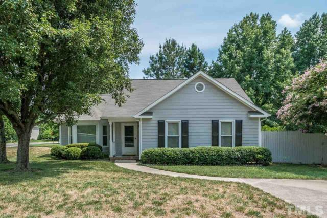 3564 Dechart Lane, Raleigh, NC 27616 (#2204739) :: The Abshure Realty Group