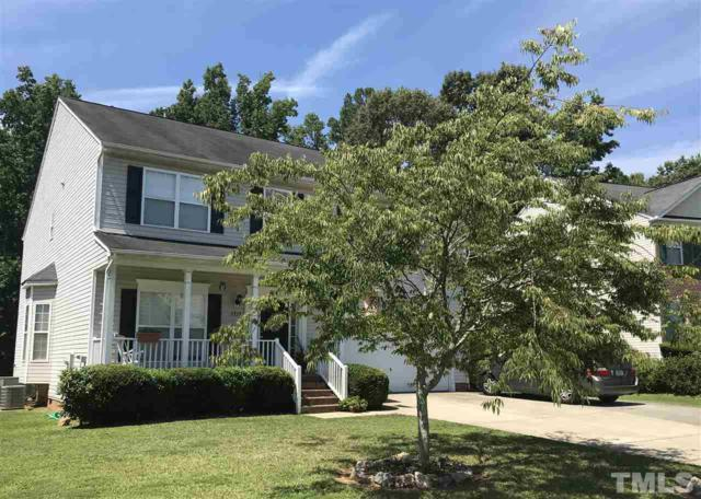 1217 Marbank Street, Wake Forest, NC 27587 (#2204744) :: The Abshure Realty Group