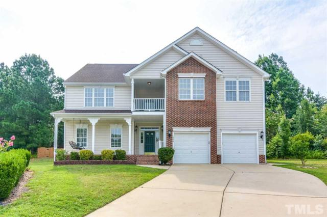1006 Cantrell Lane, Apex, NC 27502 (#2204745) :: The Abshure Realty Group