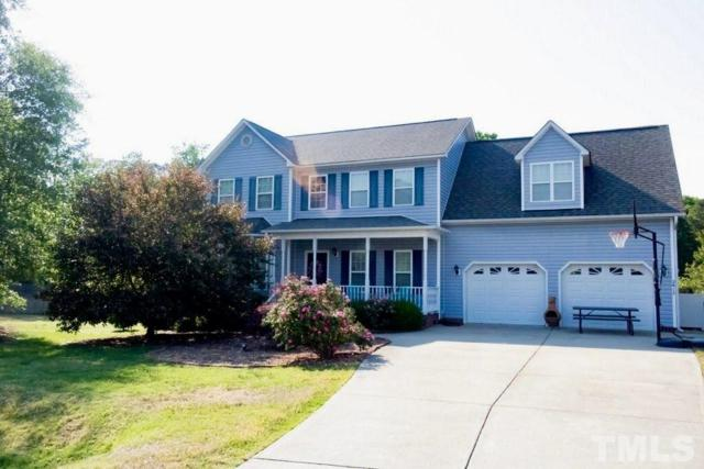 2917 Hayward Court, Garner, NC 27529 (MLS #2204759) :: The Oceanaire Realty