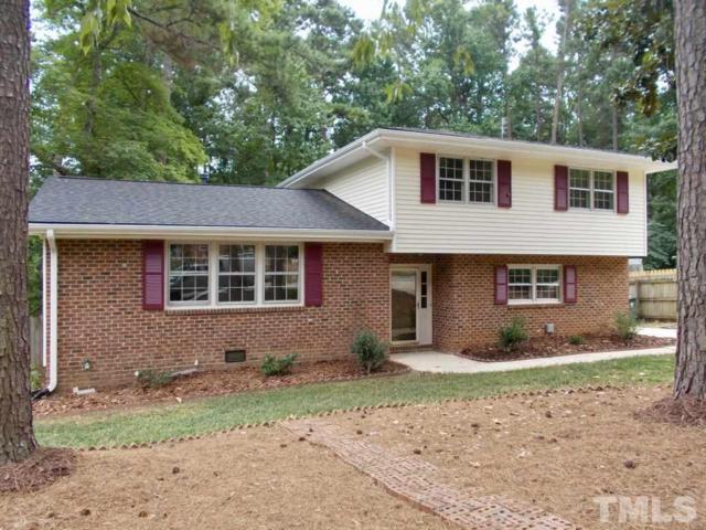 1035 Sturdivant Drive, Cary, NC 27511 (#2204763) :: Rachel Kendall Team