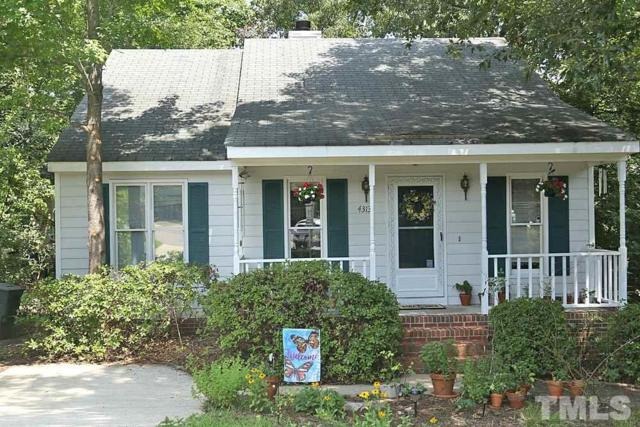 4313 Candle Court, Raleigh, NC 27616 (#2204772) :: The Perry Group