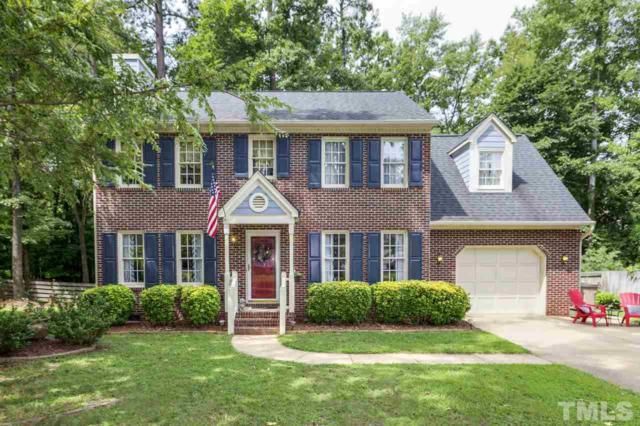 612 Mckay Street, Garner, NC 27529 (#2204792) :: The Abshure Realty Group