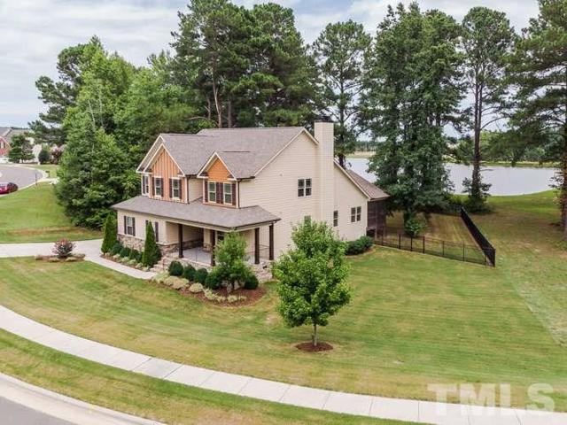 3115 Ginger Lake Court, Zebulon, NC 27597 (#2204793) :: The Abshure Realty Group
