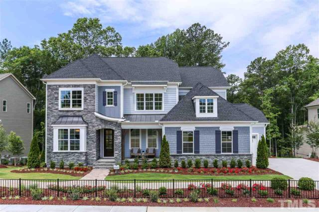 418 Grand Highclere Way Lot 20, Apex, NC 27523 (#2204799) :: The Perry Group