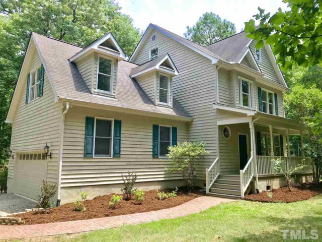 210 Emily Lane, Chapel Hill, NC 27516 (#2204803) :: Raleigh Cary Realty