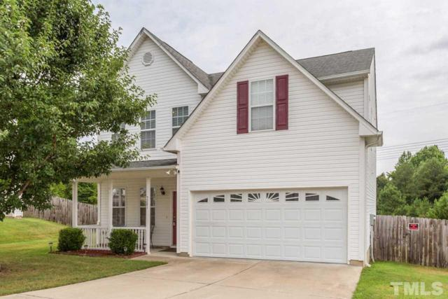5281 Nobleman Trail, Knightdale, NC 27545 (#2204825) :: The Jim Allen Group