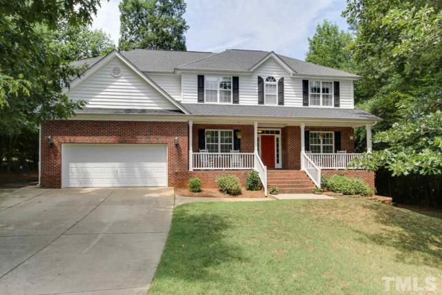 1037 Cabin Hill Way, Garner, NC 27529 (#2204854) :: Better Homes & Gardens | Go Realty
