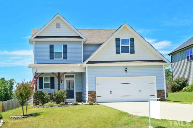 237 Hardaway Point, Clayton, NC 27627 (#2204857) :: Raleigh Cary Realty