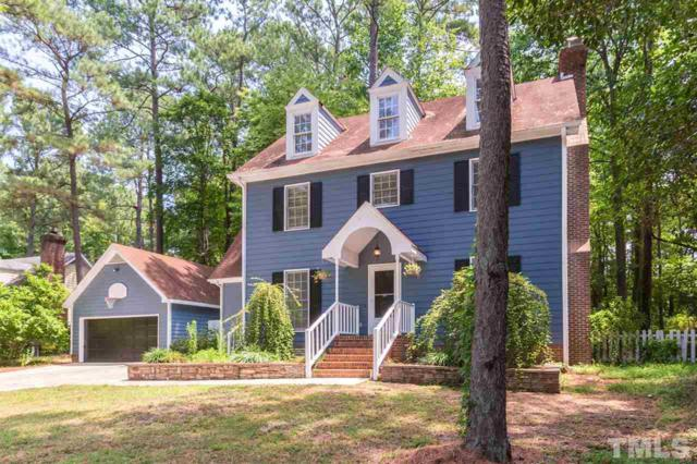 2613 Sweetgum Drive, Apex, NC 27539 (#2204878) :: Marti Hampton Team - Re/Max One Realty