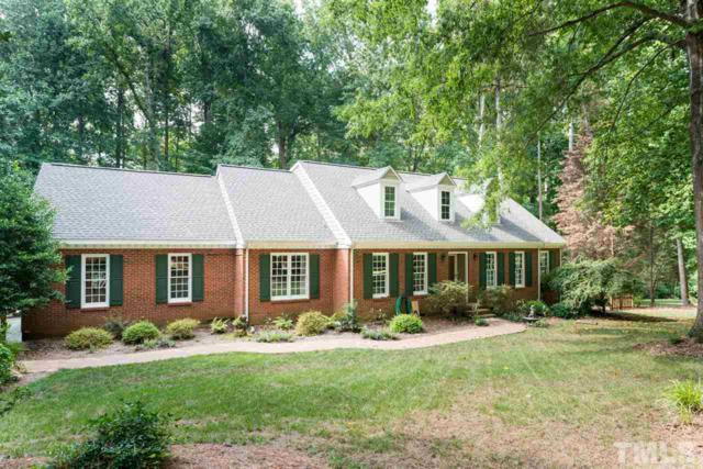 2813 Bishopgate Drive, Raleigh, NC 27613 (#2204883) :: The Jim Allen Group