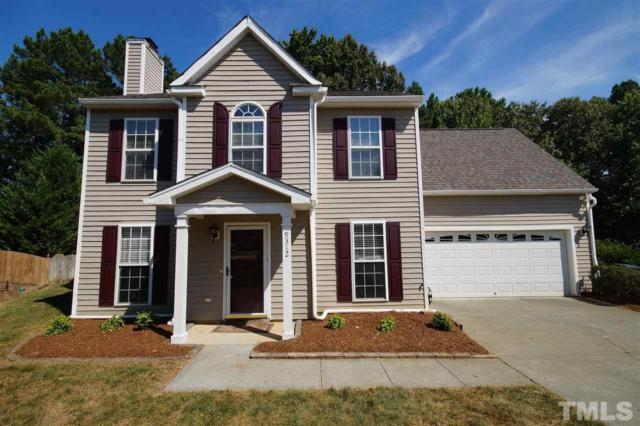 9312 Copernicus Court, Raleigh, NC 27617 (#2204922) :: Marti Hampton Team - Re/Max One Realty