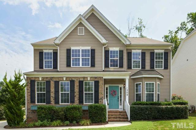 309 Rivendell Drive, Holly Springs, NC 27540 (#2204945) :: Marti Hampton Team - Re/Max One Realty