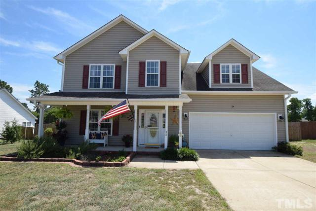 32 E Camden Court, Sanford, NC 27332 (#2204948) :: The Perry Group