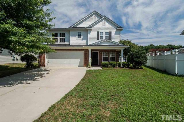 347 Cinder Cross Way, Garner, NC 27529 (#2204970) :: Better Homes & Gardens | Go Realty