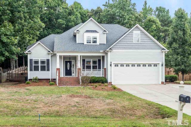 8 Yellow Daisy Place, Clayton, NC 27527 (#2205030) :: Raleigh Cary Realty