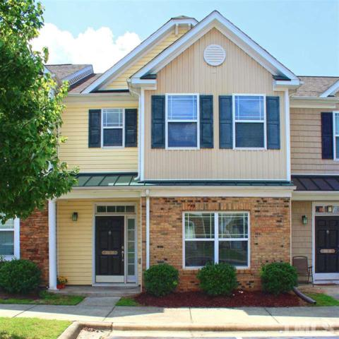 705 Keystone Park Drive #56, Morrisville, NC 27560 (#2205037) :: The Abshure Realty Group