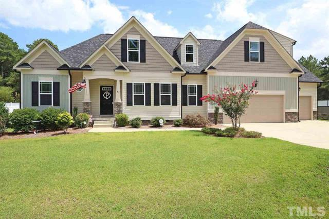 42 Scarlet Oak Run, Clayton, NC 27520 (#2205041) :: The Abshure Realty Group