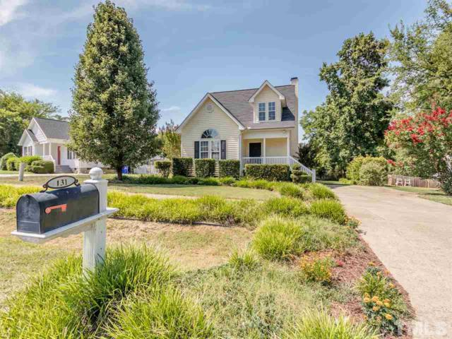 131 Trace Drive, Pittsboro, NC 27312 (#2205042) :: The Perry Group
