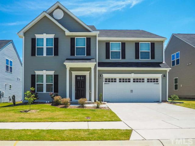 173 Honeybee Trace, Clayton, NC 27520 (#2205123) :: The Abshure Realty Group