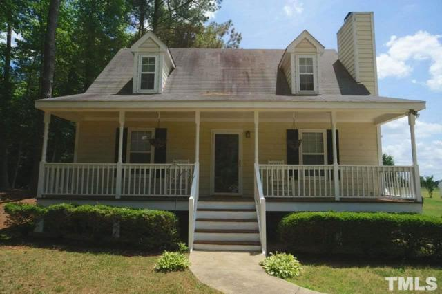 155 Cherrylaurel Drive, Youngsville, NC 27596 (#2205138) :: The Jim Allen Group