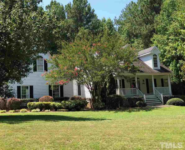 7421 Heartland Drive, Wake Forest, NC 27587 (#2205143) :: The Perry Group