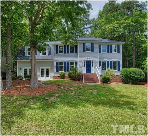100 Heathridge Lane, Cary, NC 27513 (#2205158) :: Raleigh Cary Realty