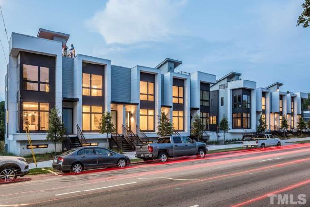 533 New Bern Avenue #105, Raleigh, NC 27601 (#2205166) :: Allen Tate Realtors