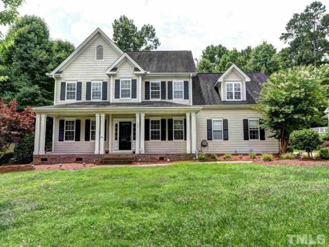 205 Parkridge Drive, Clayton, NC 27527 (#2205191) :: Marti Hampton Team - Re/Max One Realty