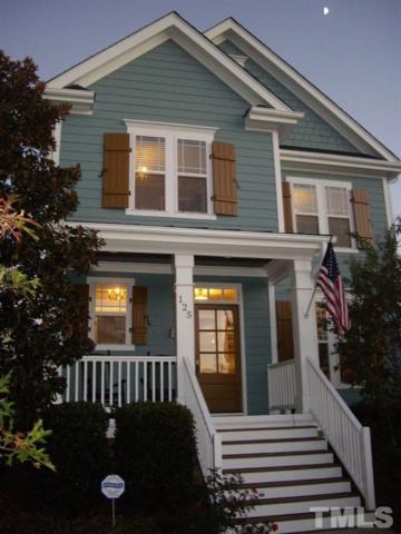 125 Amberglen Lane, Holly Springs, NC 27540 (#2205203) :: Better Homes & Gardens | Go Realty