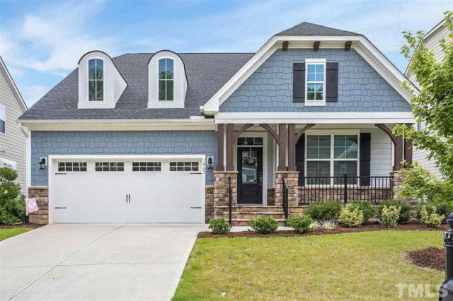 1805 Bodwin Lane, Apex, NC 27502 (#2205215) :: Better Homes & Gardens | Go Realty