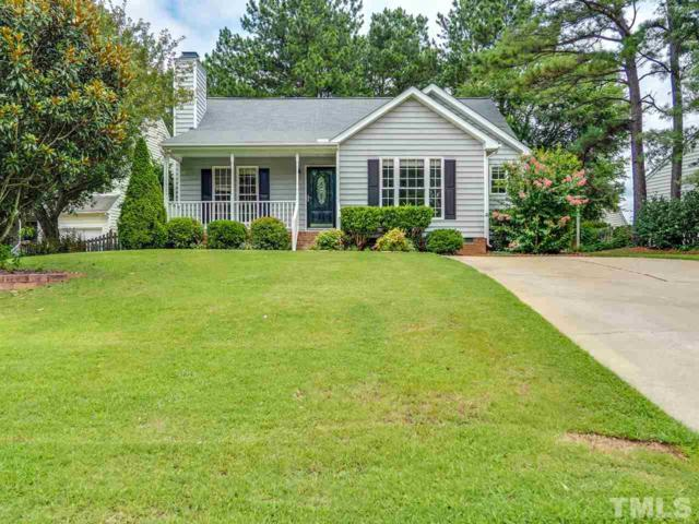 1230 Beringer Forest Court, Wake Forest, NC 27587 (#2205219) :: The Perry Group