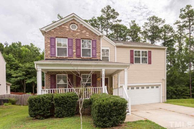 4611 Stonewall Drive, Raleigh, NC 27604 (#2205220) :: The Perry Group