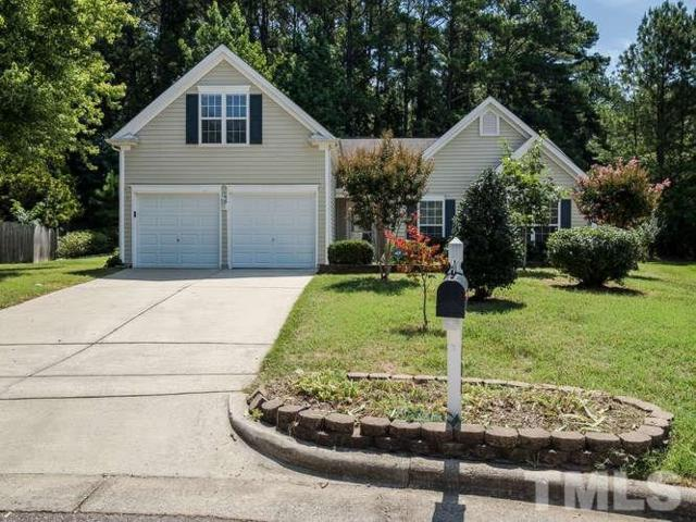 104 Atkinson Court, Apex, NC 27502 (#2205224) :: Better Homes & Gardens | Go Realty