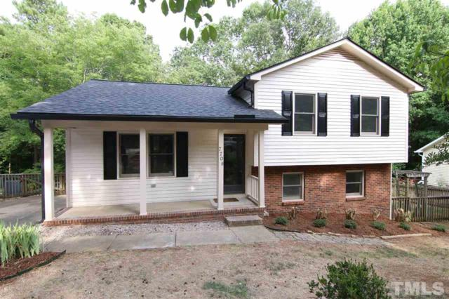 7708 Foxwood Drive, Raleigh, NC 27615 (#2205266) :: Spotlight Realty