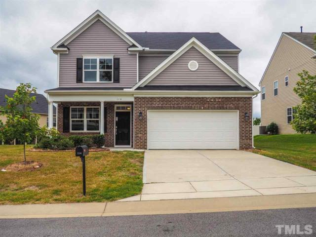 114 Genoa Lane, Clayton, NC 27527 (#2205281) :: Better Homes & Gardens | Go Realty