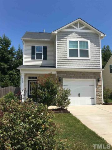 621 Hunters Ridge Drive, Fuquay Varina, NC 27526 (#2205294) :: Better Homes & Gardens | Go Realty