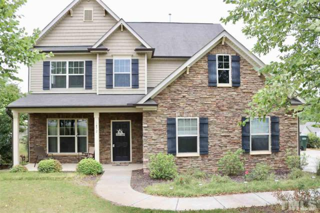 472 Oak Alley Trail, Clayton, NC 27527 (#2205309) :: Better Homes & Gardens | Go Realty