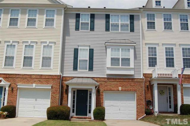 203 Sutter Gate Lane, Morrisville, NC 27560 (#2205325) :: Better Homes & Gardens | Go Realty
